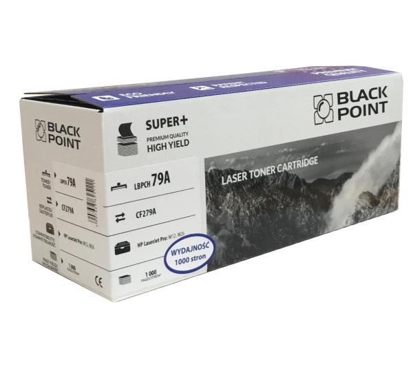 Toner Black Point LBPCH79A (zamiennik CF279A nr 79A)